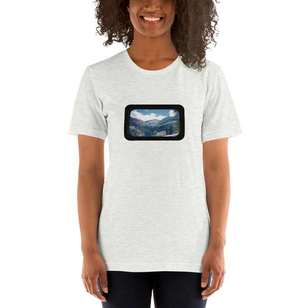 Train Views 1.0 - Unisex T-Shirt - GiO (1998) Online Clothes Shop
