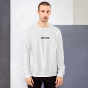 Untitled - Embroidered Sweatshirt - GiO 1998 Online Clothes Shop