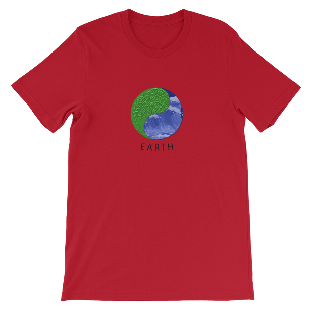 Earth - Unisex T-Shirt - GiO (1998) Online Clothes Shop