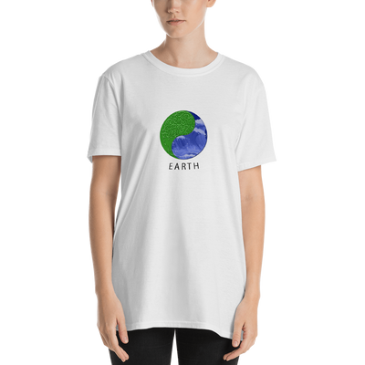 Earth - Unisex T-Shirt (Basic) - GiO (1998) Online Clothes Shop