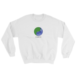Earth - Sweatshirt - GiO (1998) Online Clothes Shop