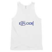 Explode - Classic tank top (unisex) - GiO 1998 Online Clothes Shop