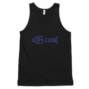Explode - Classic tank top (unisex) - GiO (1998) Online Clothes Shop