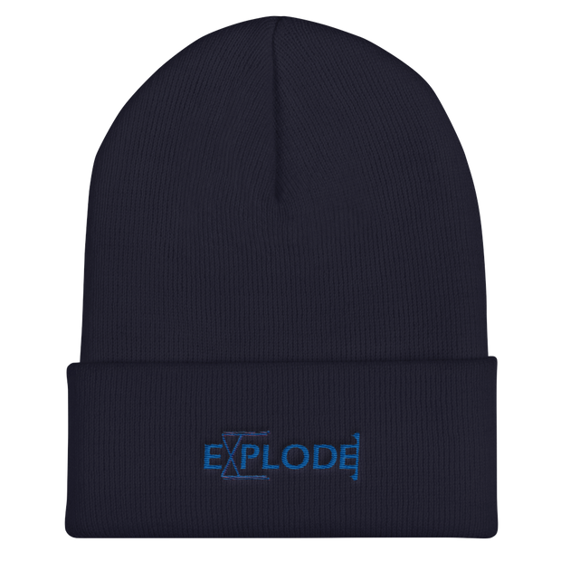 Explode - Cuffed Beanie - GiO 1998 Online Clothes Shop