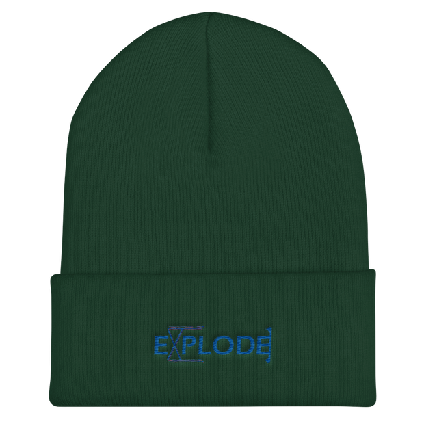 Explode - Cuffed Beanie - GiO (1998) Online Clothes Shop