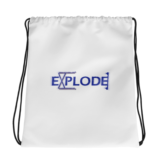 Explode - Drawstring bag - GiO (1998) Online Clothes Shop