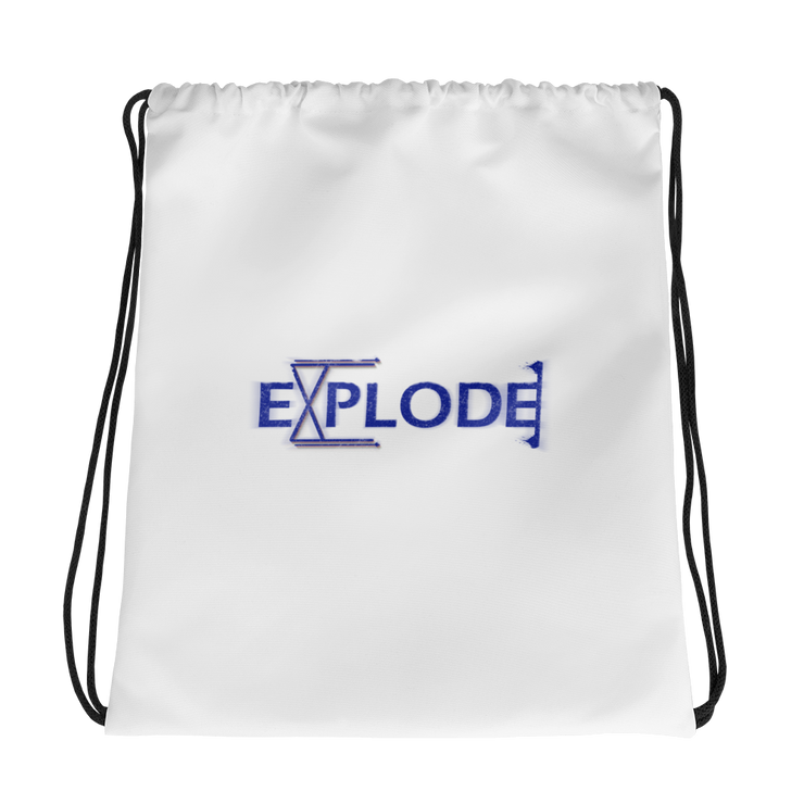Explode - Drawstring bag - GiO 1998 Online Clothes Shop