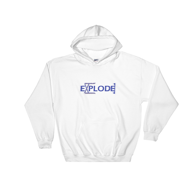 Explode - Hooded Sweatshirt - GiO 1998 Online Clothes Shop