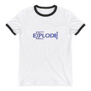 Explode - Ringer T-Shirt - GiO 1998 Online Clothes Shop