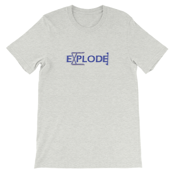 Explode - Unisex T-Shirt - GiO 1998 Online Clothes Shop
