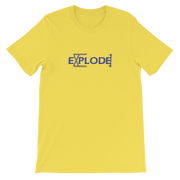 Explode - Unisex T-Shirt - GiO (1998) Online Clothes Shop