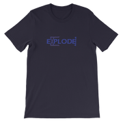 Explode - Short-Sleeve Unisex T-Shirt - GiO (1998) Online Clothes Shop