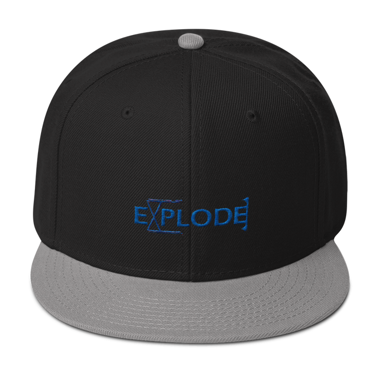Explode - Snapback Hat - GiO 1998 Online Clothes Shop