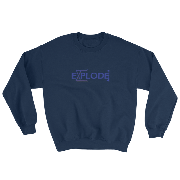 Explode - Sweatshirt - GiO 1998 Online Clothes Shop