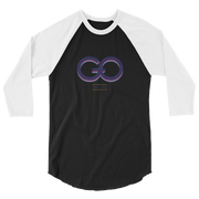 GiO (1998) Logo - 3/4 sleeve raglan shirt - GiO 1998 Online Clothes Shop