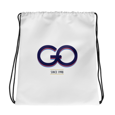 GiO (1998) Logo - Drawstring bag - GiO (1998) Online Clothes Shop