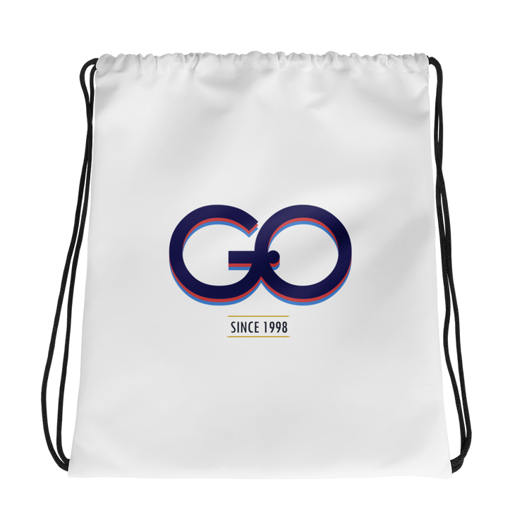 GiO (1998) Logo - Drawstring bag - GiO 1998 Online Clothes Shop