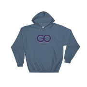 GiO (1998) Logo - Hooded Sweatshirt - GiO (1998) Online Clothes Shop