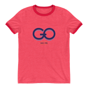 GiO (1998) Logo - Ringer T-Shirt - GiO (1998) Online Clothes Shop