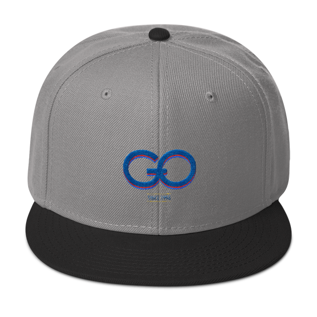 GiO (1998) Logo - Snapback Hat - GiO (1998) Online Clothes Shop