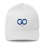 GiO (1998) Logo - Structured Twill Cap - GiO (1998) Online Clothes Shop