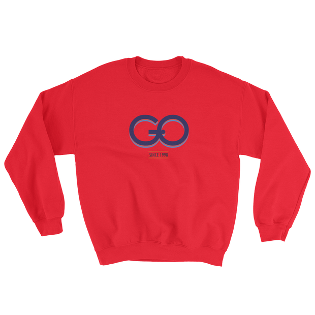 GiO (1998) Logo - Sweatshirt - GiO (1998) Online Clothes Shop