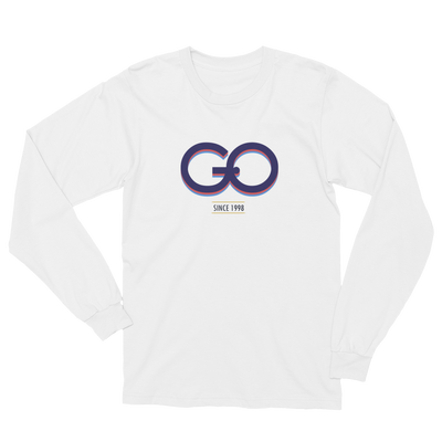 GiO (1998) Logo - Unisex Long Sleeve T-Shirt - GiO (1998) Online Clothes Shop