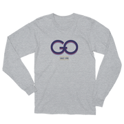 GiO (1998) Logo - Unisex Long Sleeve T-Shirt - GiO 1998 Online Clothes Shop