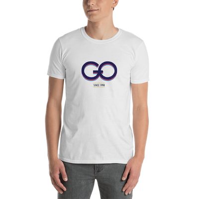 GiO (1998) Logo - Unisex T-Shirt (International) - GiO (1998) Online Clothes Shop