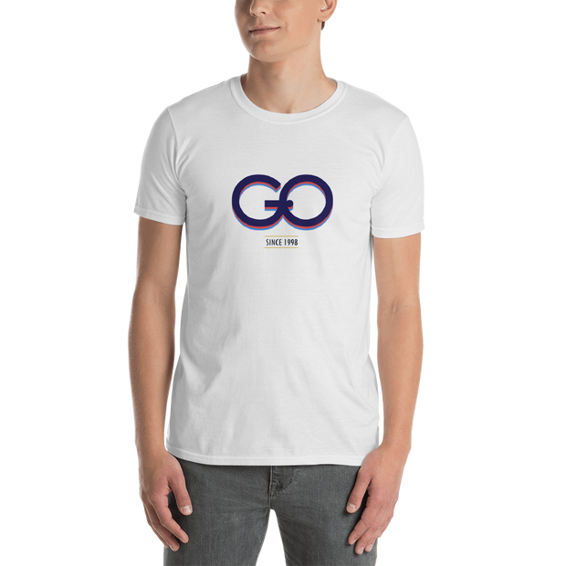 GiO (1998) Logo - Unisex T-Shirt (Basic) - GiO (1998) Online Clothes Shop