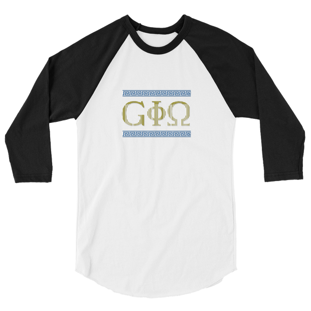GiO Ancient Greece - 3/4 sleeve raglan shirt - GiO 1998 Online Clothes Shop