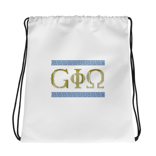GiO Ancient Greece - Drawstring bag - GiO (1998) Online Clothes Shop
