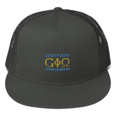GiO Ancient Greece - Mesh Back Snapback - GiO (1998) Online Clothes Shop