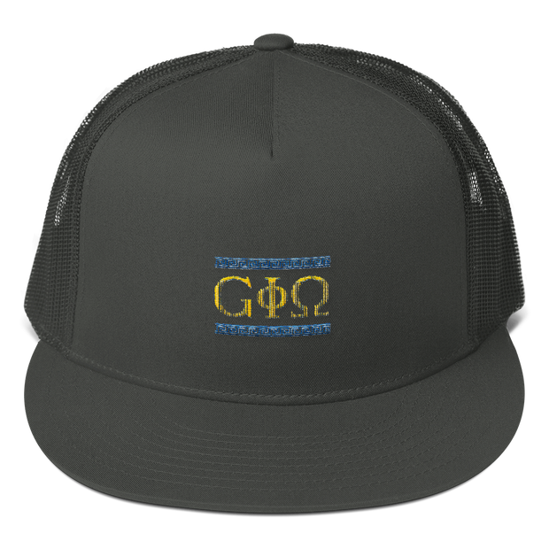 GiO Ancient Greece - Mesh Back Snapback - GiO 1998 Online Clothes Shop