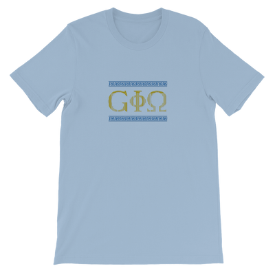 GiO Ancient Greece - Short-Sleeve Unisex T-Shirt - GiO (1998) Online Clothes Shop