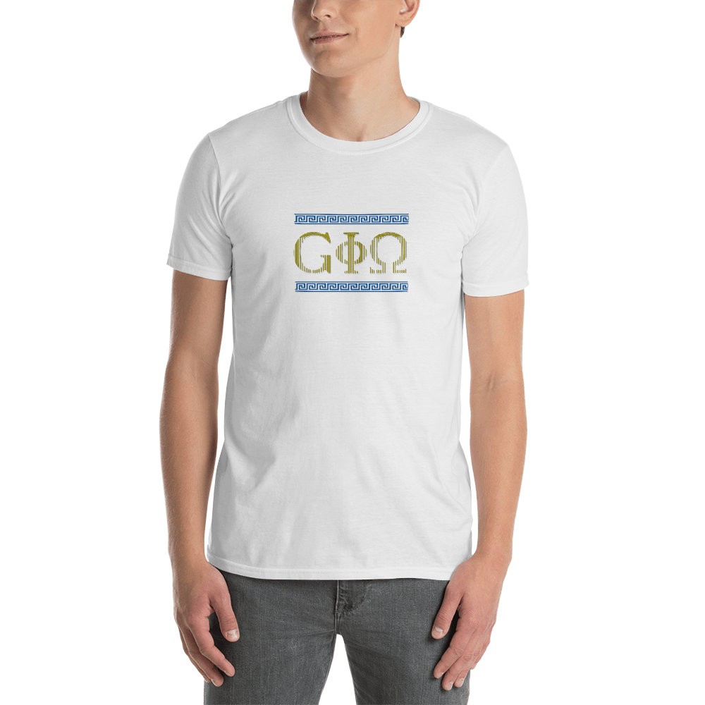 GiO Ancient Greece - Short-Sleeve Unisex T-Shirt (International) - GiO (1998) Online Clothes Shop