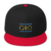 GiO Ancient Greece - Snapback Hat - GiO 1998 Online Clothes Shop