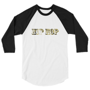 Hip Hop - 3/4 sleeve raglan shirt - GiO (1998) Online Clothes Shop