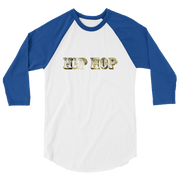 Hip Hop - 3/4 sleeve raglan shirt - GiO 1998 Online Clothes Shop