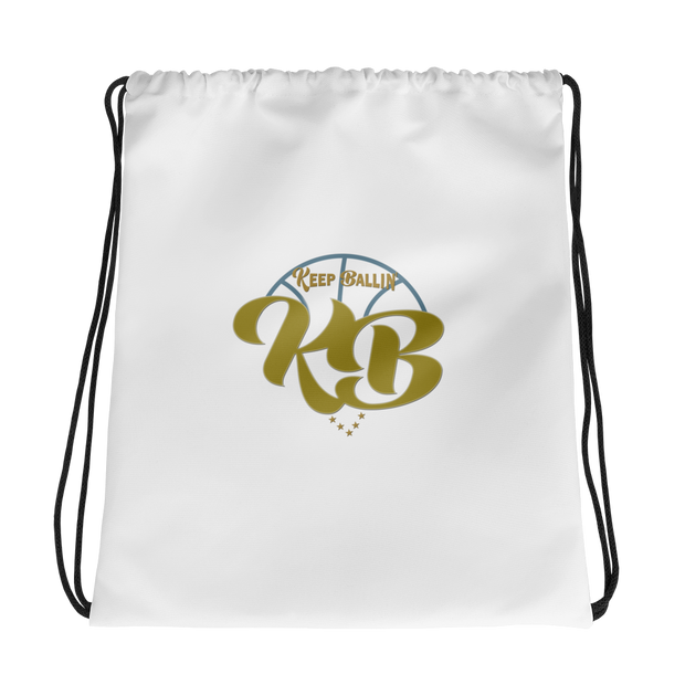 Keep Ballin' - Drawstring bag - GiO (1998) Online Clothes Shop