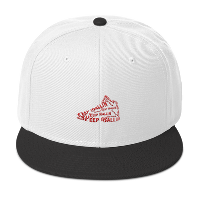 Keep Ballin' Shoe - Snapback Hat - GiO (1998) Online Clothes Shop