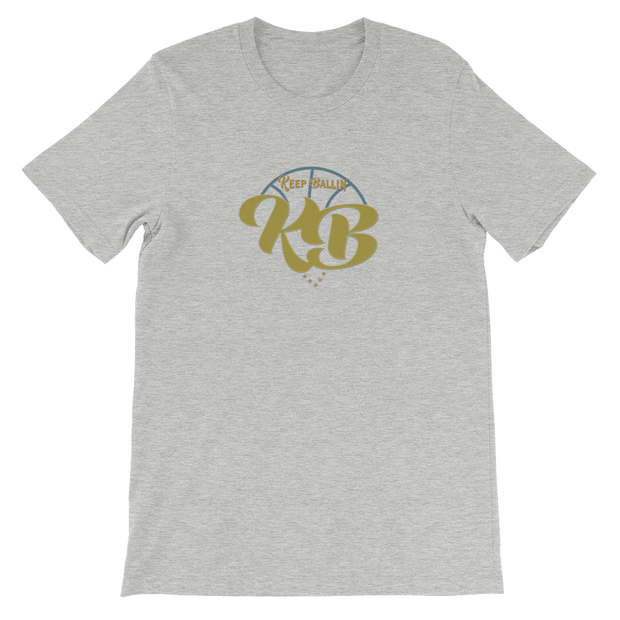 Keep Ballin' - Short-Sleeve Unisex T-Shirt - GiO (1998) Online Clothes Shop