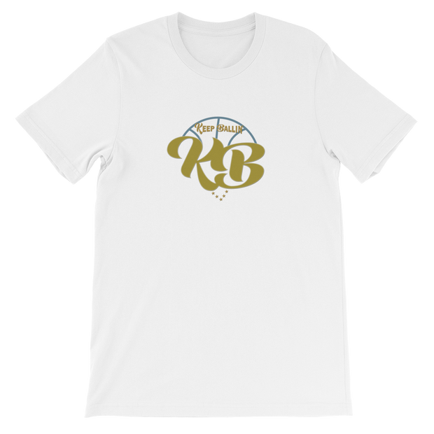 Keep Ballin' - Unisex T-Shirt - GiO (1998) Online Clothes Shop