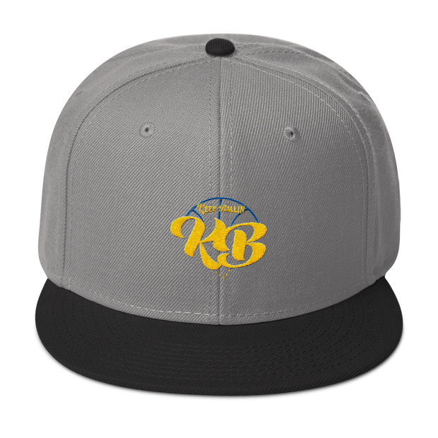 Keep Ballin' - Snapback Hat - GiO (1998) Online Clothes Shop