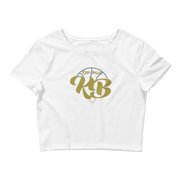 Keep Ballin' - Women's Crop Tee - GiO (1998) Online Clothes Shop