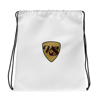 Keep Spinnin' Shield - Drawstring bag - GiO 1998 Online Clothes Shop