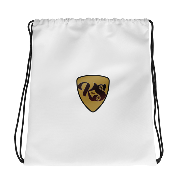 Keep Spinnin' Shield - Drawstring bag - GiO (1998) Online Clothes Shop
