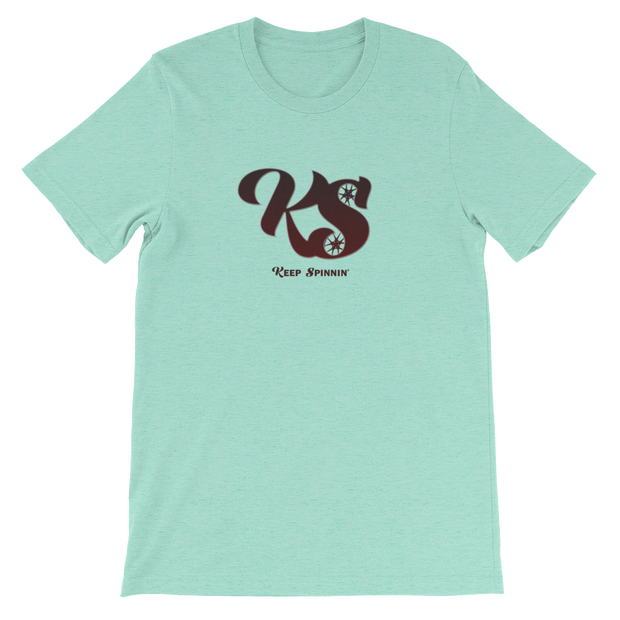 Keep Spinnin' - Unisex T-Shirt - GiO 1998 Online Clothes Shop
