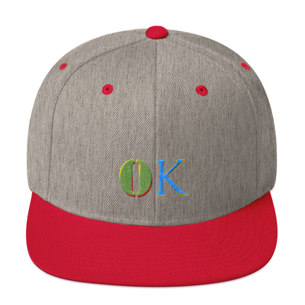 ZerO K - Snapback Hat - GiO 1998 Online Clothes Shop