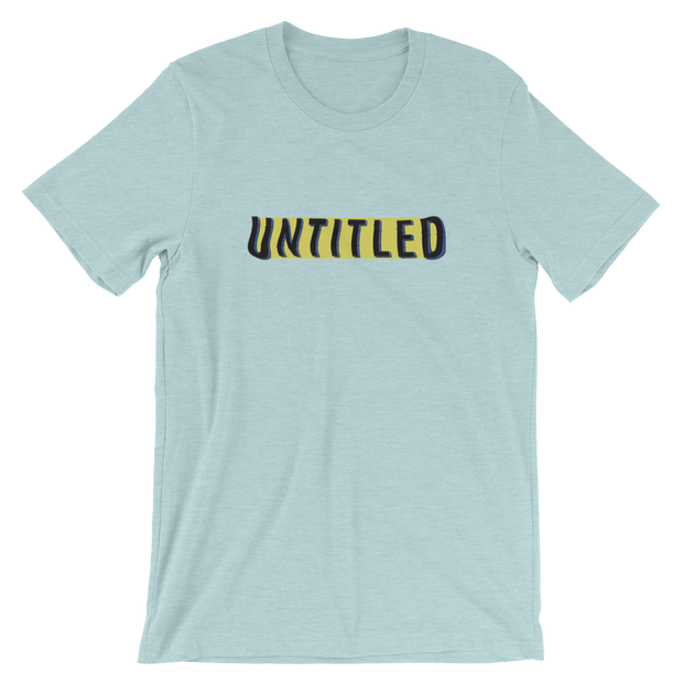 Untitled - Unisex T-Shirt - GiO (1998) Online Clothes Shop